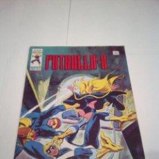 Comics: PATRULLA X - VERTICE - VOLUMEN 3 - NUMERO 23 - MUY BUEN ESTADO - CJ 95 - GORBAUD. Lote 140561742