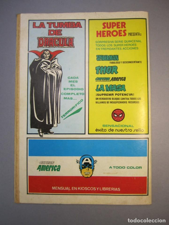 Cómics: HOMBRE ENMASCARADO, EL (1980, VERTICE) -VOL. 2- 8 · 30-V-1980 · LOS ASESINOS - Foto 2 - 140631422