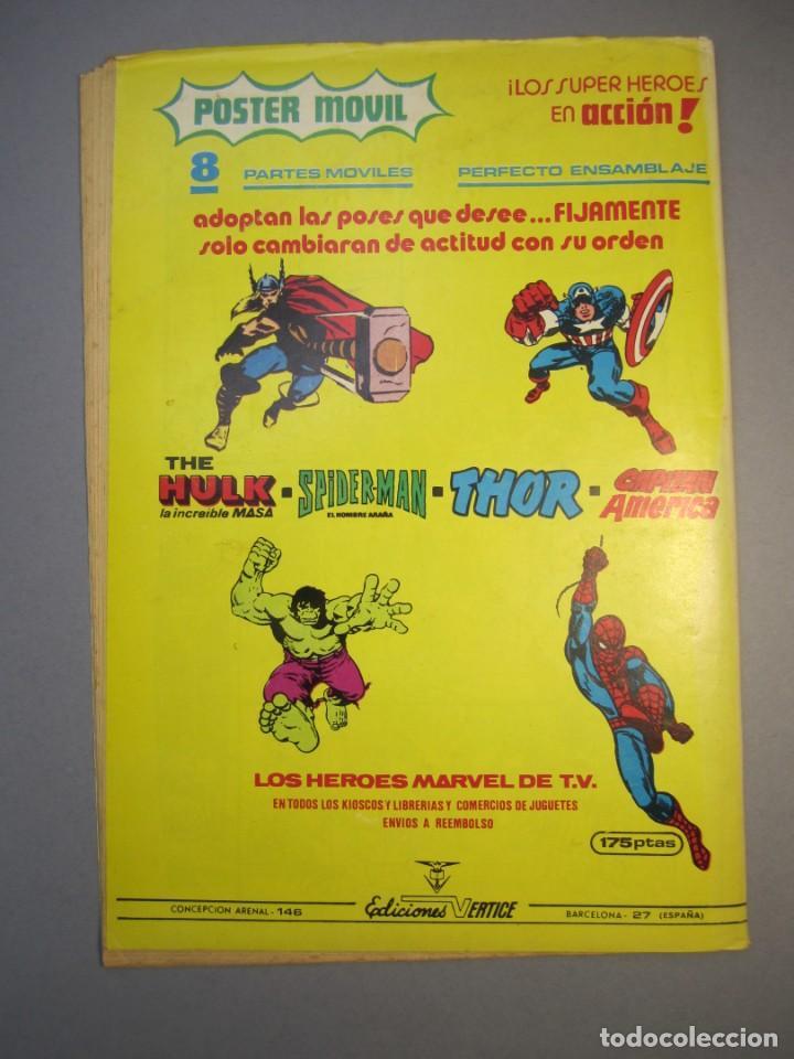 Cómics: HOMBRE ENMASCARADO, EL (1980, VERTICE) -VOL. 2- 18 · 1980 · LAS MUCHACHAS PIRATAS (2ª PARTE) - EL PR - Foto 2 - 140664454