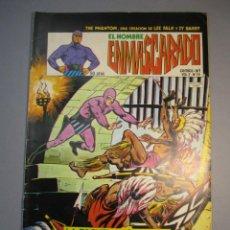 Cómics: HOMBRE ENMASCARADO, EL (1980, VERTICE) -VOL. 2- 28 · 1981 · LA ESCUELA DEL CRIMEN - LAS COSAS. Lote 140664478