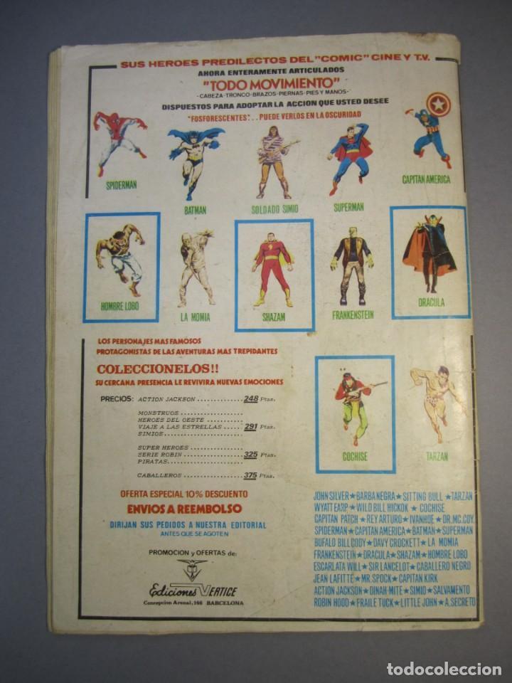 Cómics: FLASH GORDON (1974, VERTICE) -V.1- 24 · 1975 · FLASH GORDON - Foto 2 - 140674438