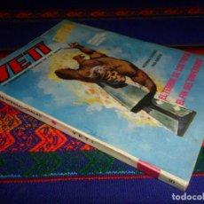 Cómics: VÉRTICE VOL. 1 YETI Nº 5. 25 PTS. 1968. EL TERROR DE LOS TOPOS. BUEN ESTADO.. Lote 140731214
