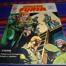 Cómics: VÉRTICE VOL. 2 SARGENTO FURIA Nº 2. 1974. 30 PTS. EL DELATOR. MUY BUEN ESTADO Y DIFÍCIL.. Lote 140731418