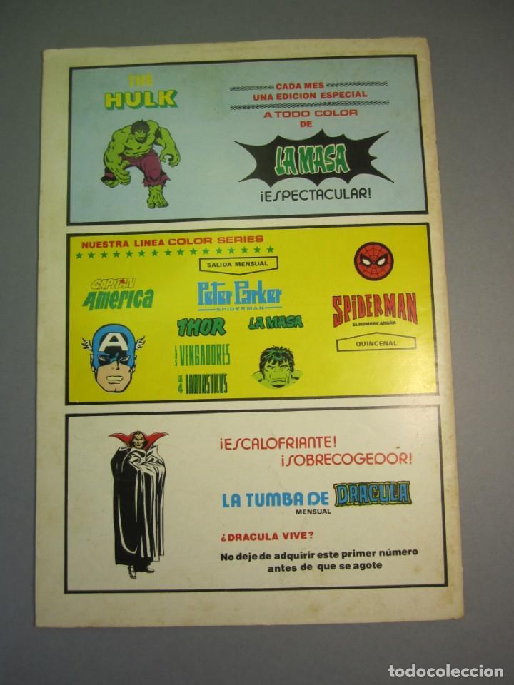 Cómics: FLASH GORDON (1980, VERTICE) -V.2- 1 · 15-II-1980 · RADIACIONES EN VENUS - Foto 2 - 140816814