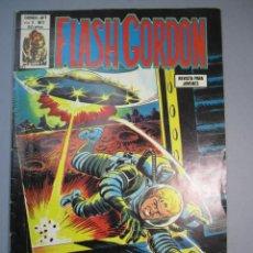 Cómics: FLASH GORDON (1980, VERTICE) -V.2- 2 · 28-II-1980 · PIEDRA DE MUERTE / EL PRIMER HOMBRE DE MARTE. Lote 140816822