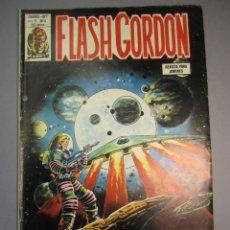 Cómics: FLASH GORDON (1980, VERTICE) -V.2- 5 · 15-IV-1980 · ROLDÁN EL TEMERARIO / VIAJE ESPACIAL. Lote 140816834