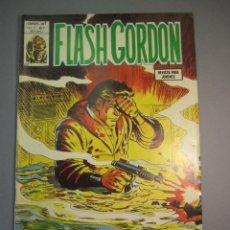 Cómics: FLASH GORDON (1980, VERTICE) -V.2- 8 · 30-V-1980 · LOS VIAJEROS DEL TIEMPO / SATÉLITE ACADEMIA DEL E. Lote 140817030