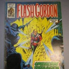 Cómics: FLASH GORDON (1980, VERTICE) -V.2- 15 · 15-X-1980 · OPERACIÓN SUPERVIVENCIA (2ª PARTE) / MÚSICA SILE. Lote 140817298