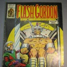 Cómics: FLASH GORDON (1980, VERTICE) -V.2- 17 · 15-XI-1980 · PRISIONEROS DE URM. Lote 140817318