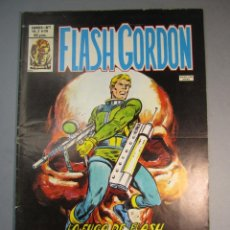 Cómics: FLASH GORDON (1980, VERTICE) -V.2- 36 · 15-IX-1981 · LA FUGA DE FLASH (3ª PARTE) / EL SATÉLITE DE LA. Lote 140817350
