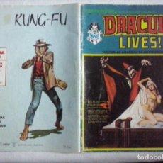 Cómics: TEBEOS Y COMICS: ESCALOFRIO 7: DRACULA LIVES MARVEL 2 (ABLN). Lote 141151006