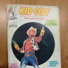 Cómics: KID COLT VERTICE 1. Lote 141221778