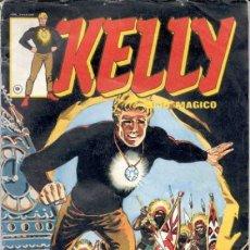 Comics : KELLY OJO MÁGICO- LÍNEA 83- SURCO- Nº 9 -ÚLTIMO COL-1983-GRAN SOLANO LÓPEZ-ESCASO-DIFÍCIL-BUENO-9677. Lote 141255098