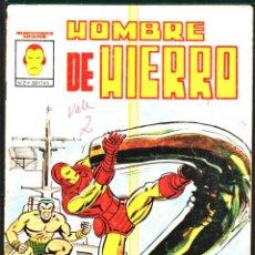 Cómics: TEBEOS-COMICS CANDY - HOMBRE DE HIERRO - 2 - MUNDICOMICS - - RARO *AA99. Lote 141578442