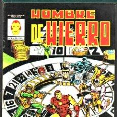Cómics: TEBEOS-COMICS CANDY - HOMBRE DE HIERRO - 4 - MUNDICOMICS - - RARO *AA99. Lote 141578714