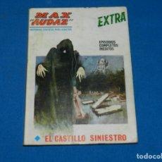 Cómics: (M1) MAX AUDAZ EXTRA NUM 21 , EDC VERTIC3E, SEÑALES DE USO. Lote 141650118