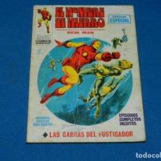 Cómics: (M1) EL HOMBRE DE HIERRO NUM 19 , EDEC VERTICE, SEÑALES DE USO . Lote 141650698