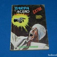 Cómics: (M1) ZARPA DE ACERO EXTRA NUM 9 , EDC VERTICE , SEÑALES DE USO. Lote 141651074