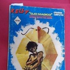 Cómics: KELLY OJO MAGICO. Nº 4. EL OTRO OJO DE ZOLTEC. VERTICE. TACO. Lote 141733878