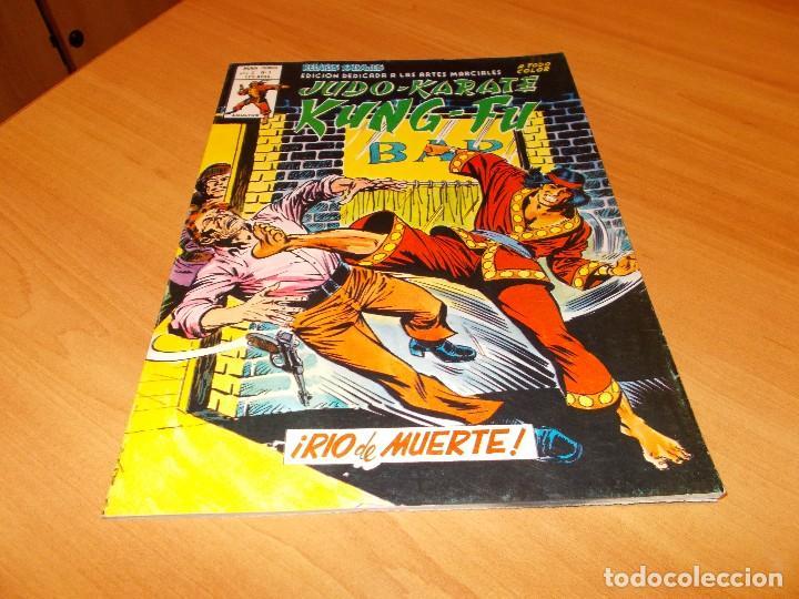 RELATOS SALVAJES ARTES MARCIALES V.2 Nº 3 (Tebeos y Comics - Vértice - Relatos Salvajes)