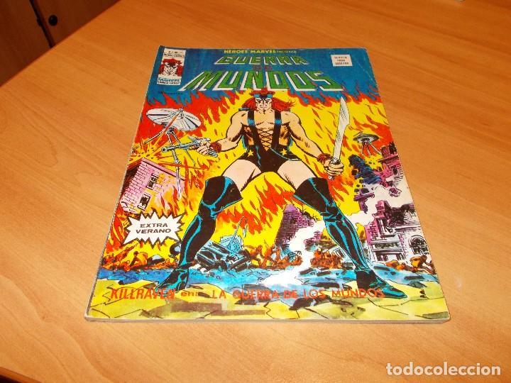 HEROES MARVEL V.2 Nº 20 MUY BUEN ESTADO (Tebeos y Comics - Vértice - V.2)