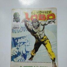 Cómics: EL HOMBRE LOBO. EL CAZADOR Y EL CAZADO. Nº 2. EDICIONES VERTICE MARVEL COMICS GROPU. TDKC39. Lote 141948866