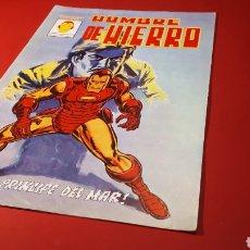 Cómics: MUY BUEN ESTADO MUNDI COMICS HOMBRE DE HIERRO 1 EDICIONES VERTICE. Lote 142025228