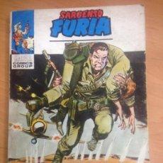 Cómics: COMIC SARGENTO FURIA Nº10 EDITORIAL VERTICE VOL1. Lote 142031622
