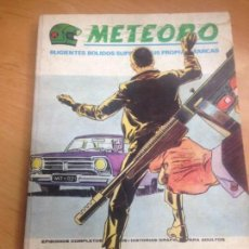Cómics: COMIC METEORO Nº 10 EDITORIAL VERTICE VOL1. Lote 142041702