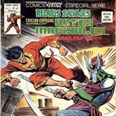 Cómics: RELATOS SALVAJES- ARTES MARCIALES- V- 1 - Nº 48 -DOUG MOENCH-JIM CRAIG-1979-M. BUENO-DIFÍCIL-9723. Lote 142100098