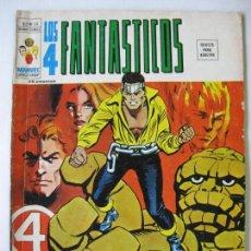Cómics: LOS 4 FANTASTICOS - V.2 Nº24 - BIEN CONSERVADO. Lote 142153756