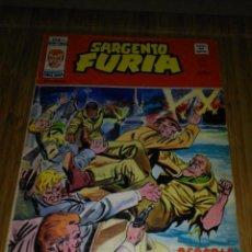 Cómics: SARGENTO FURIA VOL.2 Nº 31. Lote 142259138