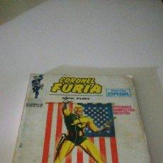 Cómics: CORONEL FURIA EL SUPER PATRIOTA MARVEL COMICS GROUP N°6 EDICIONES VÉRTICE . Lote 142277150