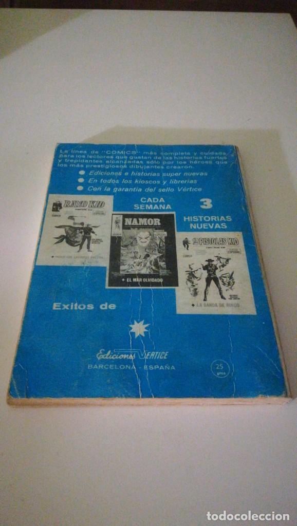 Cómics: Coronel Furia El Super patriota Marvel comics group n°6 Ediciones Vértice - Foto 2 - 142277150