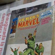 Cómics: HEROES MARVEL. 8. VERTICE. Lote 142303956