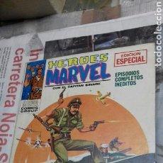 Cómics: HEROES MARVEL. 9. VERTICE. Lote 142304036