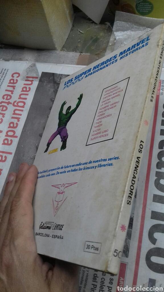 Cómics: Vertice.Los vengadores. vertice. 50 - Foto 2 - 142305786