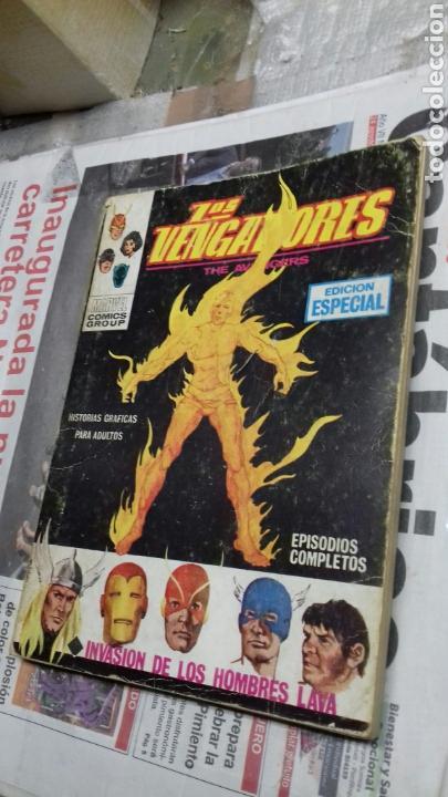 LOS VENGADORES. VERTICE.3 (Tebeos y Comics - Vértice - Vengadores)