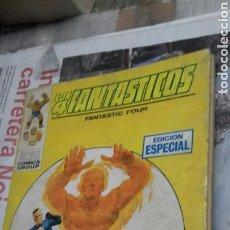 Cómics: LOS 4 FANTASTICOS. 19. VERTICE. Lote 142306869