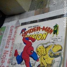 Cómics: SUPER HEROES. SPIDERMAN. 10. VERTICE. Lote 142308029