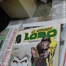 Cómics: EL HOMBRE LOBO.VERTICE. 3. Lote 142308382