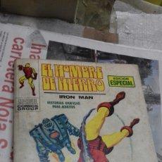 Cómics: EL HOMBRE DE HIERRO. VERTICE. 17. Lote 142337689