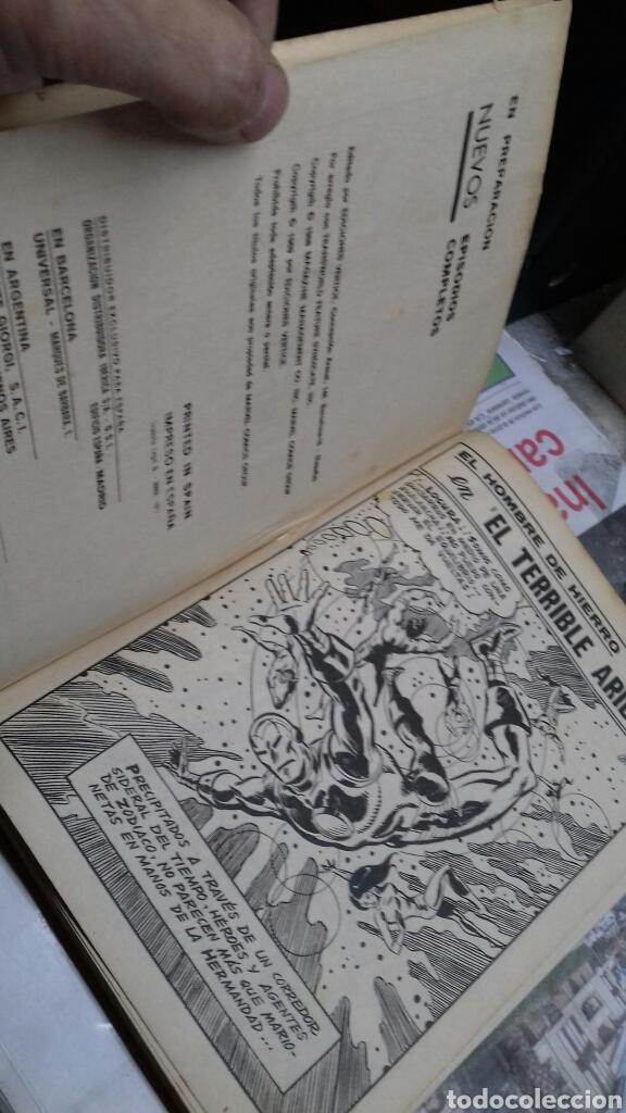 Cómics: El hombre de hierro. vertice. 17 - Foto 4 - 142337689