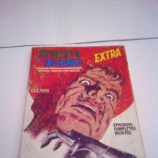 Cómics: ZARPA DE ACERO EXTRA - NUMERO 25 - VOLUMEN 1 - VERTICE - MUY BUEN ESTADO - CJ 114 - GORBAUD. Lote 142406590
