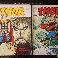 Cómics: COMICS - THOR - V2 - VOLUMEN 2 - NUMEROS 4 Y 5 - VERTICE - MARVEL - MUNDI COMICS. Lote 142611765