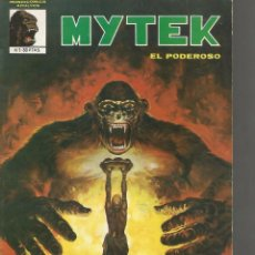 Cómics: 3 MUNDICOMIC MYTEK EL PODEROSO Nº 1-2-3. Lote 142719886