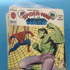 Cómics: SUPER HEROES N 9 VERTICE . Lote 142843658