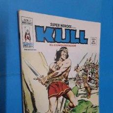 Cómics: SUPER HEROES VOL 2 N 21 KULL VÉRTICE. Lote 142844402