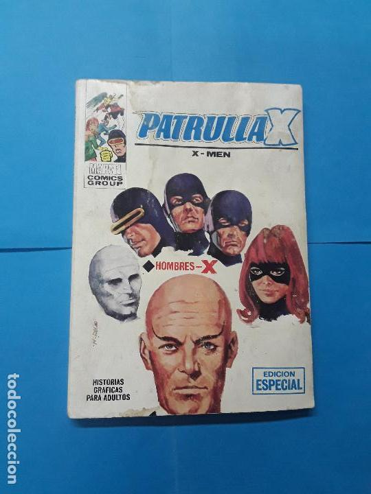 PATRULLA X VOL 1 N 1 VÉRTICE (Comics und Tebeos - Vértice - Super Héroes)
