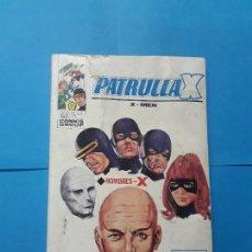 Cómics: PATRULLA X VOL 1 N 1 VÉRTICE. Lote 142844706